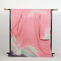 f-7 パステルピンク ぼかし遠山桜
