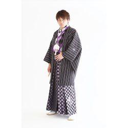 男紋付-セットNo26