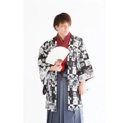 男紋付-セットNo30