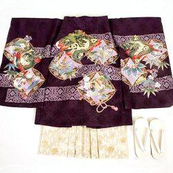 5o-11 5歳羽織袴トータルセット