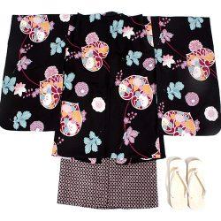 5o-15 5歳羽織袴トータルセット
