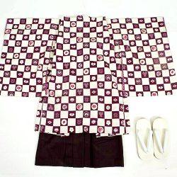 5o-12 5歳羽織袴トータルセット