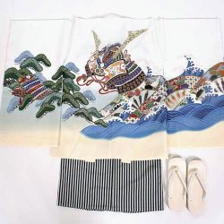 5o-16 5歳羽織袴セット