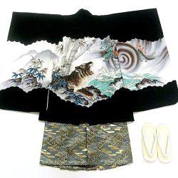 5o-6 5歳羽織袴セット