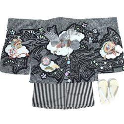 3o-9 3歳羽織袴セット