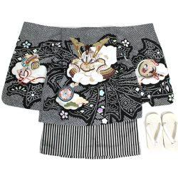 3o-10 3歳羽織袴セット