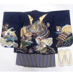 3o-1 3歳羽織袴セット