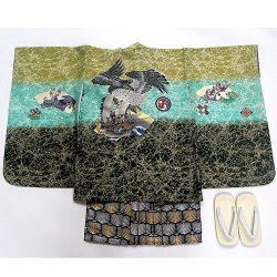 3o-2 3歳羽織袴セット
