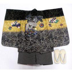 3o-4 3歳羽織袴セット