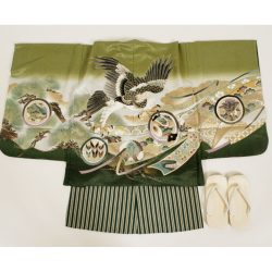 3o-6 3歳羽織袴セット