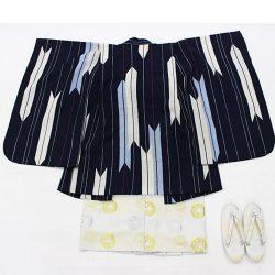 3o-7 3歳羽織袴トータルセット