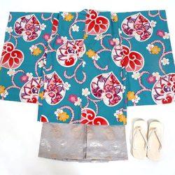 5o-14 5歳羽織袴トータルセット