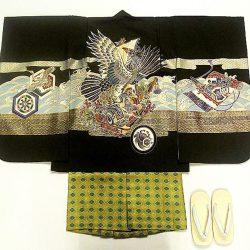 5o-2 5歳羽織袴セット