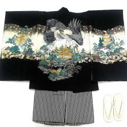 5o-5 5歳羽織袴セット