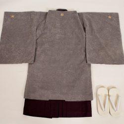 5o-13 5歳羽織袴セット