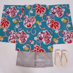 5o-14 5歳羽織袴セット