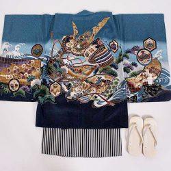 5o-17 5歳羽織袴セット