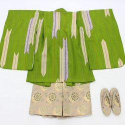 5o-19 5歳羽織袴セット