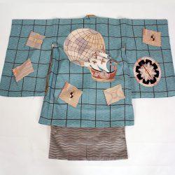 5o-20 5歳羽織袴セット
