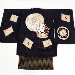 5o-21 5歳羽織袴セット