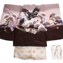5o-28 5歳羽織袴セット
