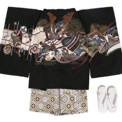 5o-29 5歳羽織袴セット