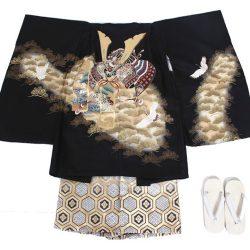 5o-30 5歳羽織袴セット