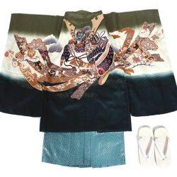 5o-31 5歳羽織袴セット