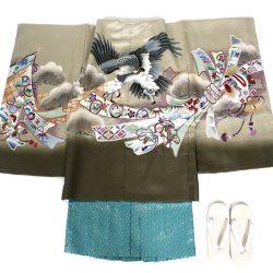 5o-32 5歳羽織袴セット
