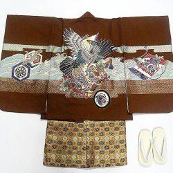 5o-3 5歳羽織袴セット