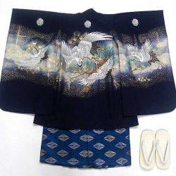 5o-4 5歳羽織袴セット
