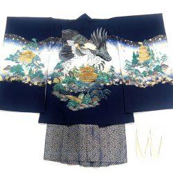 5o-7 5歳羽織袴セット