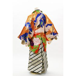 男打掛紋付袴-セットNo125