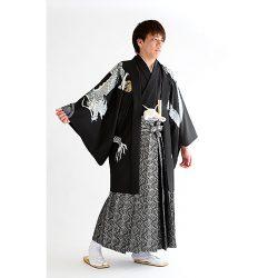 男紋付-セットNo63・No73