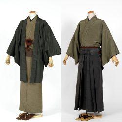 AS-10 男着物・羽織 or 着物・ 袴セット