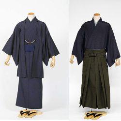 AS-14 ・15 男着物・羽織 or 着物・ 袴セット