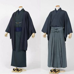 AS-16 男着物・羽織 or 着物・ 袴セット