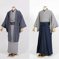 AS-1  男着物・羽織 or 着物・ 袴セット