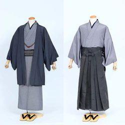 AS-28 男着物・羽織 or 着物・ 袴セット