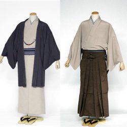 AS-29 男着物・羽織 or 着物・ 袴セット