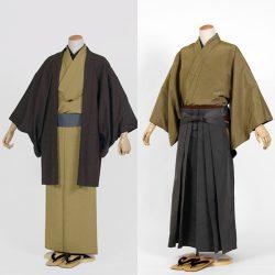 AS-2  男着物・羽織 or 着物・ 袴セット