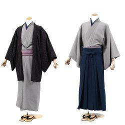 AS-30 男着物・羽織 or 着物・ 袴セット