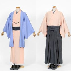 AS-36 男着物・羽織 or 着物・ 袴セット