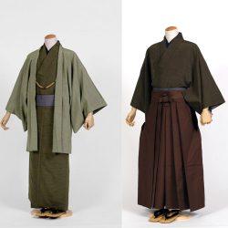 AS-3  男着物・羽織 or 着物・ 袴セット