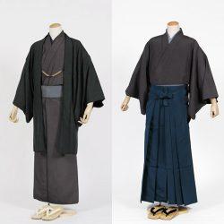 AS-4 男着物・羽織 or 着物・ 袴セット