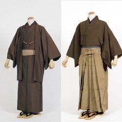 AS-7 男着物・羽織 or 着物・ 袴セット