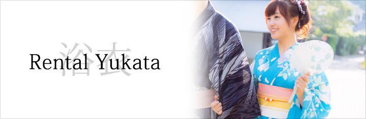 Rental Yukata