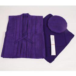 紫ちゃんちゃんこセット(古希・喜寿・傘寿)