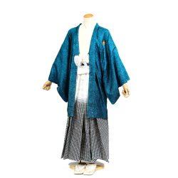 男紋付-セットNo152