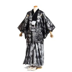 男紋付-セットNo153